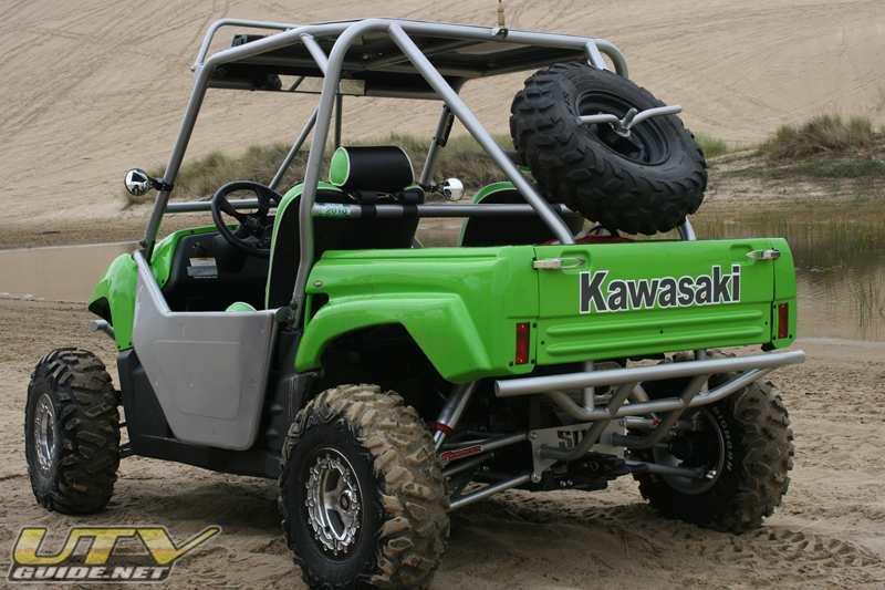 utvguide's long travel kawasaki teryx - utv guide