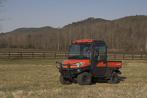 Kubota RTV 1100 - UTV Guide on