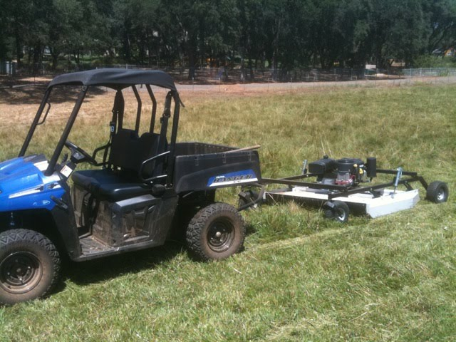 AcrEase Rough Cut Field Mower