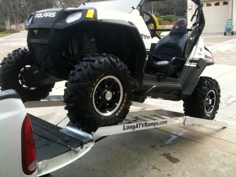 Atv Truck Ramps >> Long ATV Ramp Review - UTV Guide