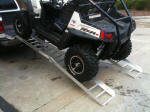 Long Aluminum ATV/UTV Ramps
