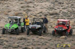 Polaris RZR S, Polaris RZR and Kawasaki Teryx near Ludwig Mine