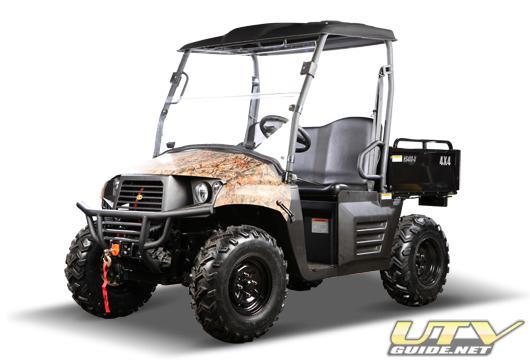 Tractor Supply Massimo Utv 700