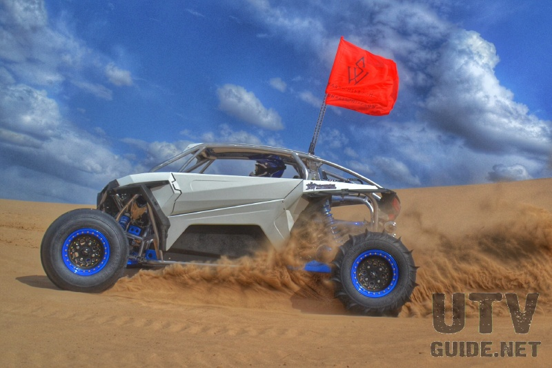 Superleggera - All-Aluminum, Turbocharged RZR