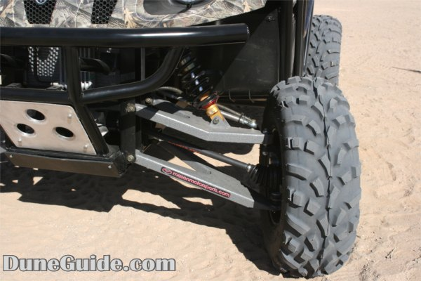 "Mason Motorsports - +6"" Rhino Long Travel Kit"