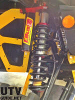 Can-Am Maverick Elka Suspension Stage 4 Shocks