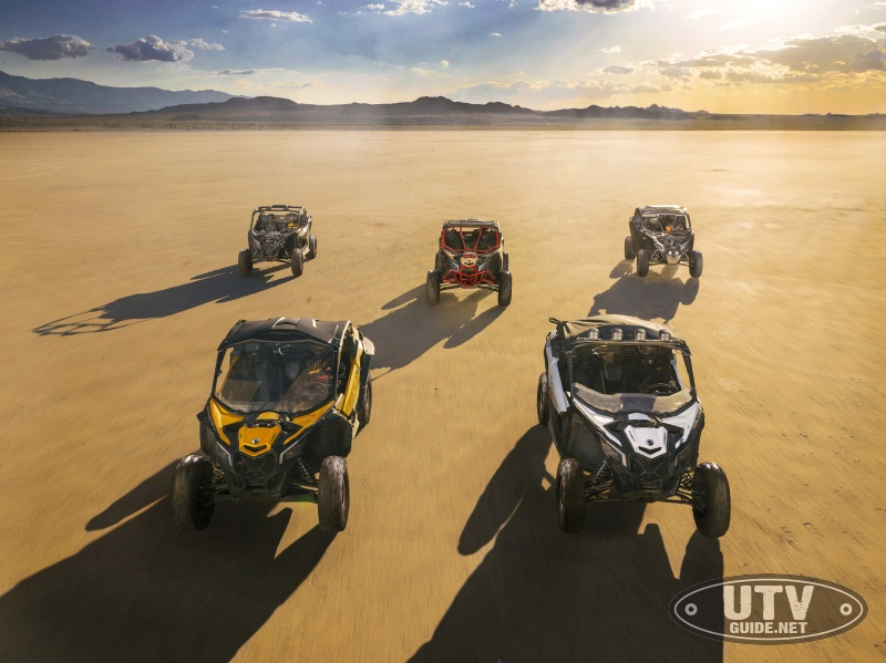 Can-Am Maverick X3 Family