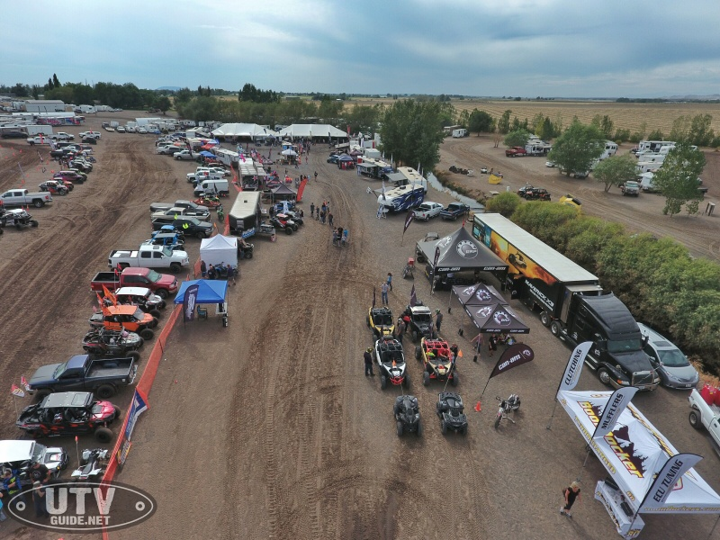 Can-Am Maverick X3 Demo Fleet at Idaho Dunes UTV Invasion