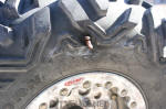 Yamaha Rhino Flat Tire Repair