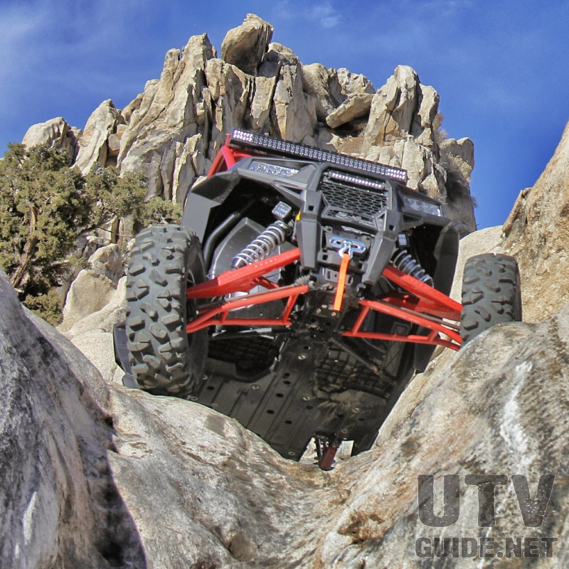 RZR XP 1000 at Moon Rocks, NV