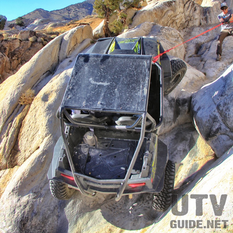 Rock Crawling at Moon Rocks, NV