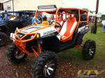 Polaris RZR XP at 2012 Mud Nationals Show 'N Shine Contest