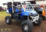 Polaris Ranger at 2012 Mud Nationals Show 'N Shine Contest