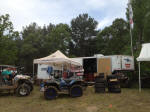 Custom Splice at 2012 Mud Nationals