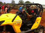 Can-Am Commander at 2012 Mud Nationals - Polaris Mudda Cross