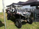 Polaris RZR XP 4 at 2012 Mud Nationals