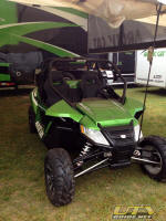 Arctic Cat Wildcat at 2012 Mud Nationals