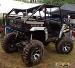 Lifter Arctic Cat Prowler at Mud Nationals