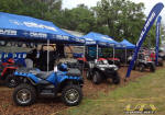Polaris Off-Road Vehicles at 2012 Mud Nationals