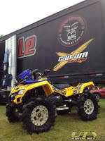 Gorilla Axle at 2012 Mud Nationals