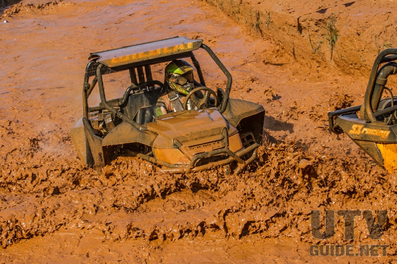 Arctic Cat Wildcat - Mudda Cross