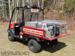 Kawasaki Mule - Westmore Fire and Rescue