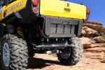 Muzzys Dual Exhaust - Can-Am Commander