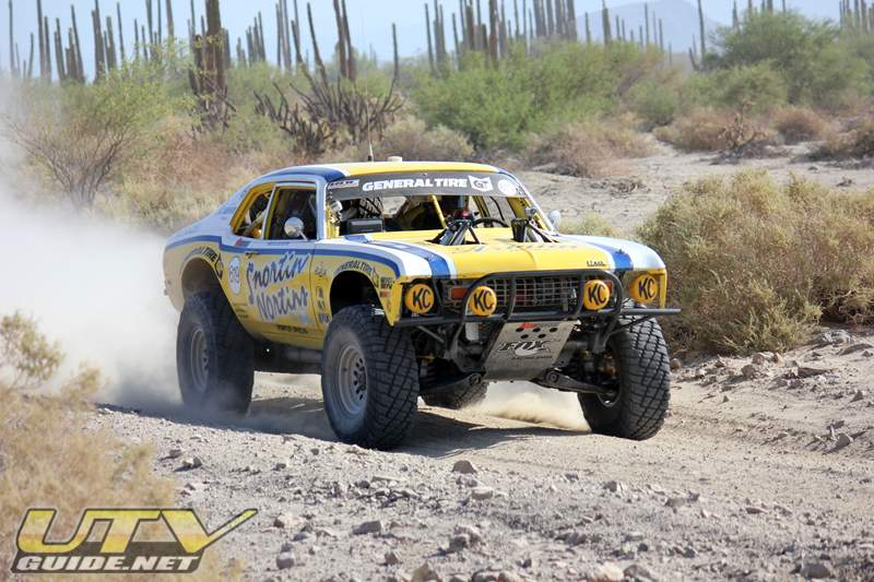 Snortin Nortin at the 2012 General Tire NORRA Mexican 1000