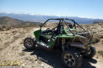 Arctic Cat Wildcat on Masonic Mountain