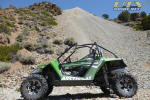 Aurora, NV Ghost Town - Arctic Cat Wildcat