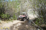 Polaris RZR XP in the Pine Nut Mountains