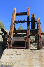 Pine Grove, Nevada Stamp Mill
