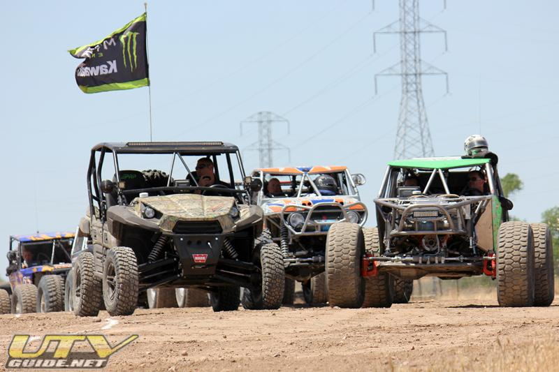 Nor Cal Rock Racing - June 2012