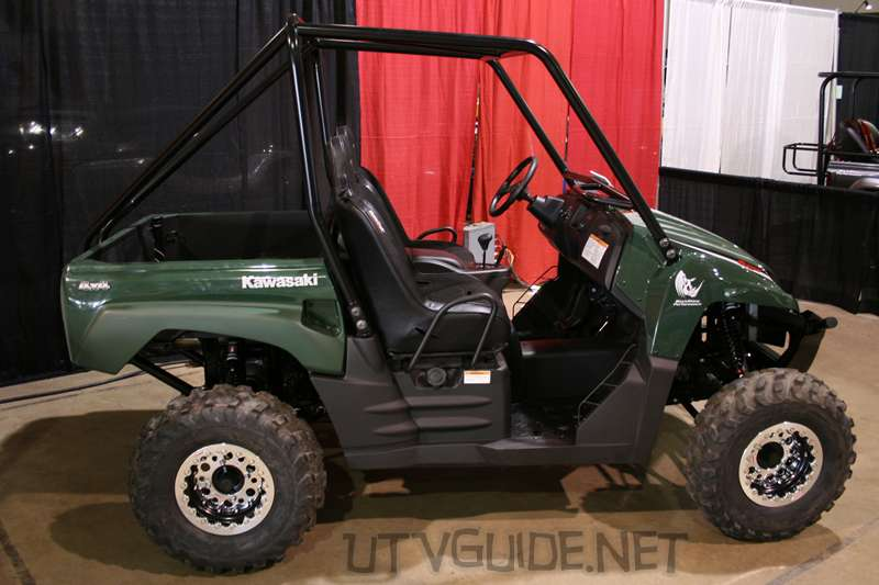 Kawasaki Teryx - 2 seat roll cage - Black Rhino Performance ... & Kawasaki Teryx Roll Cages - UTV Guide