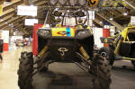 "Polaris RZR with 6"" Lift"