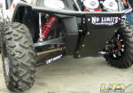 Polaris RZR - CST Long Travel Kit and iTi Sway Bar