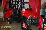 Yamaha Rhino with doors