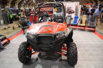 Polaris RZR XP with Beard seats