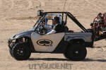 Yamaha Rhino with two seat roll cage