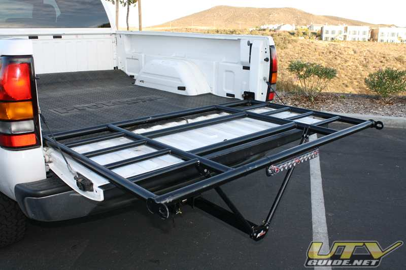 PDSFabrication GateSaver 5 utv transport utv guide Stock 2015 Ram Tailgate at cos-gaming.co