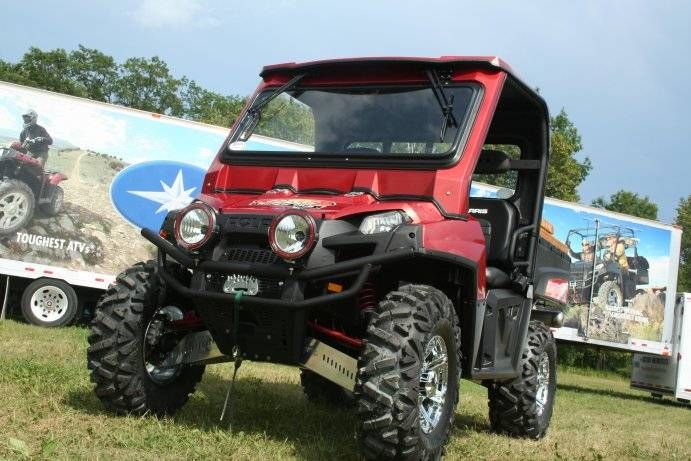 2009 Polaris RANGER HD