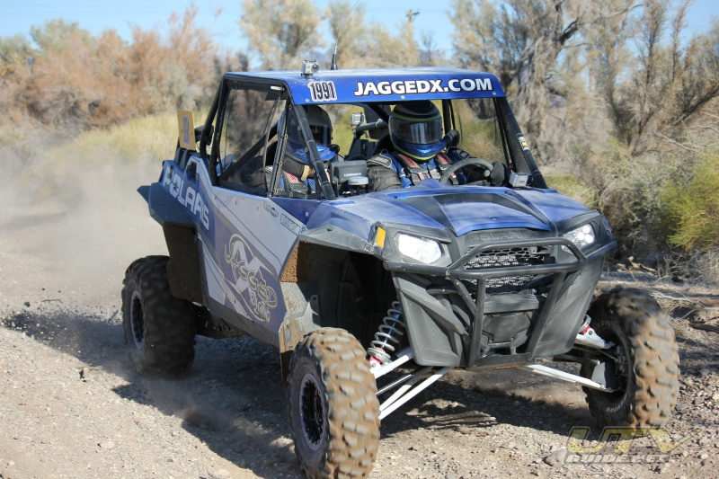 Jagged X Polaris RZR XP 4