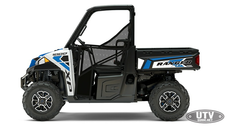 Polaris Ranger Xp 1000 Utv Guide