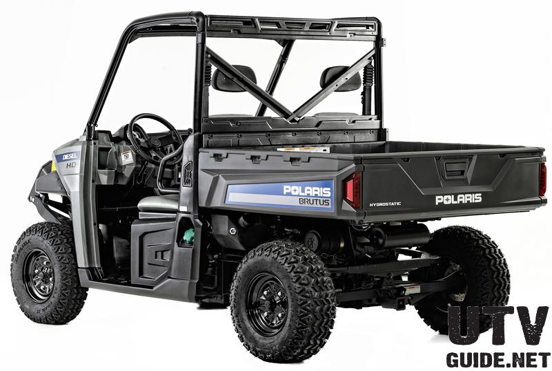 Polaris BRUTUS - UTV Guide
