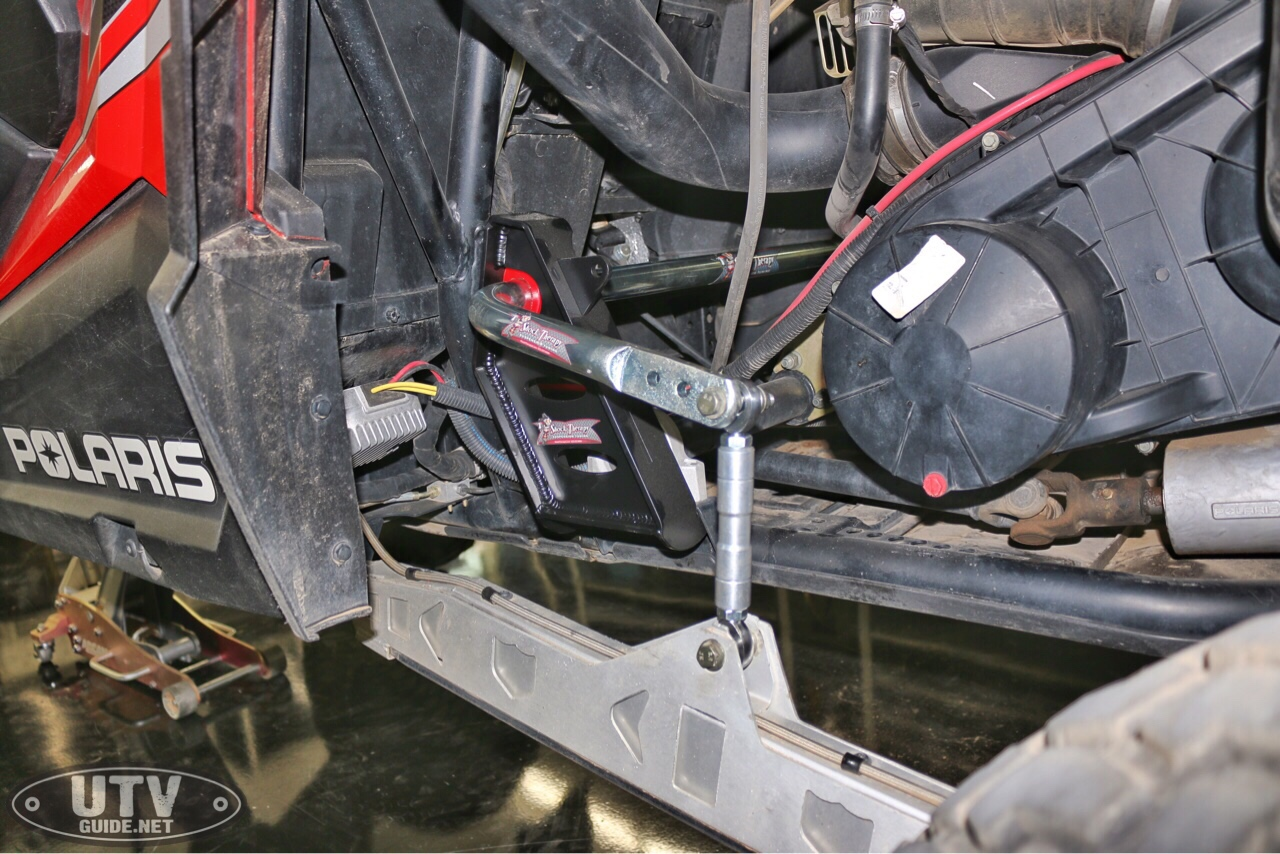 Shock Therapy Sway Bar