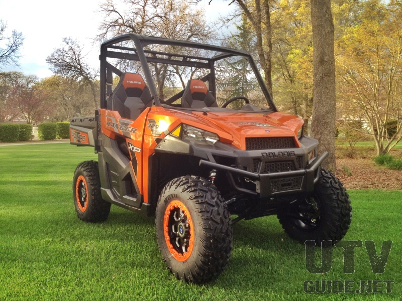 Polaris RANGER XP 900 Deluxe