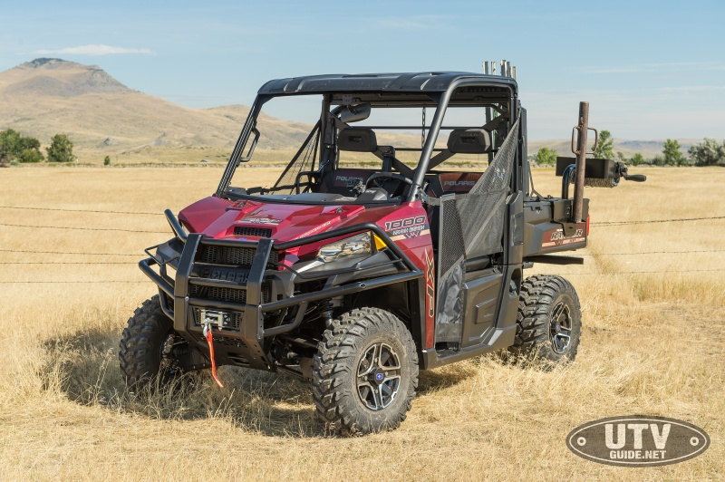 Polaris RANGER Ranch Edition