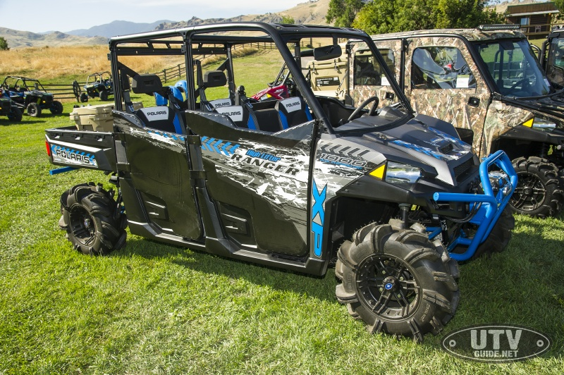 Polaris RANGER 1000 Crew High Lifter Edition