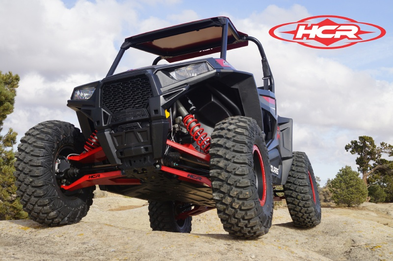 Polaris RZR S 900 A-Arms