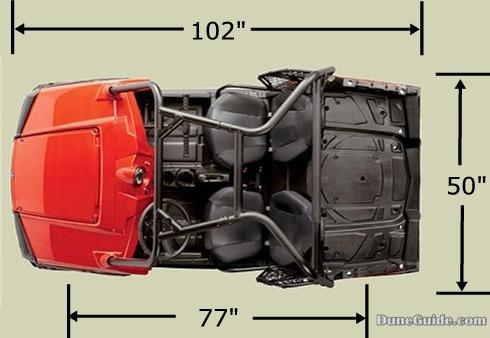 Rzr 1000 Dimensions >> Polaris Rzr Door Diagrams Technical Diagrams